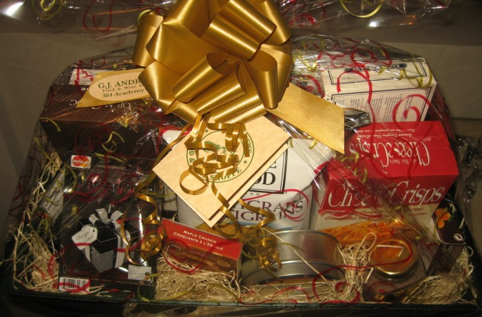 Gift Baskets and Gift Bags